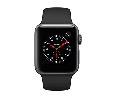 Apple Watch Series 3 con correa deportiva (GPS + Móvil)