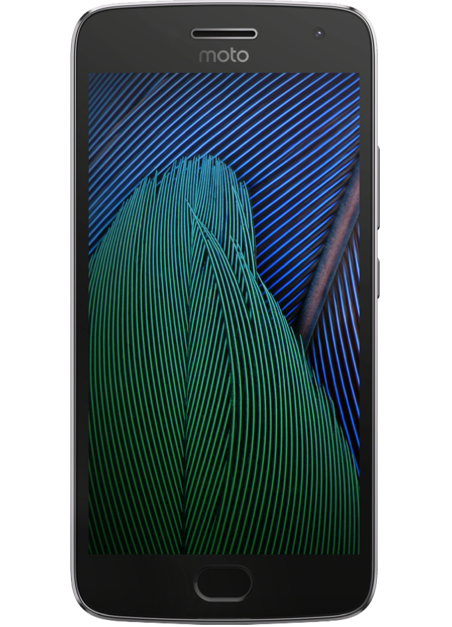 Motorola G5 BYOD