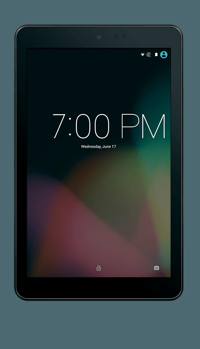Tablet Slate 8