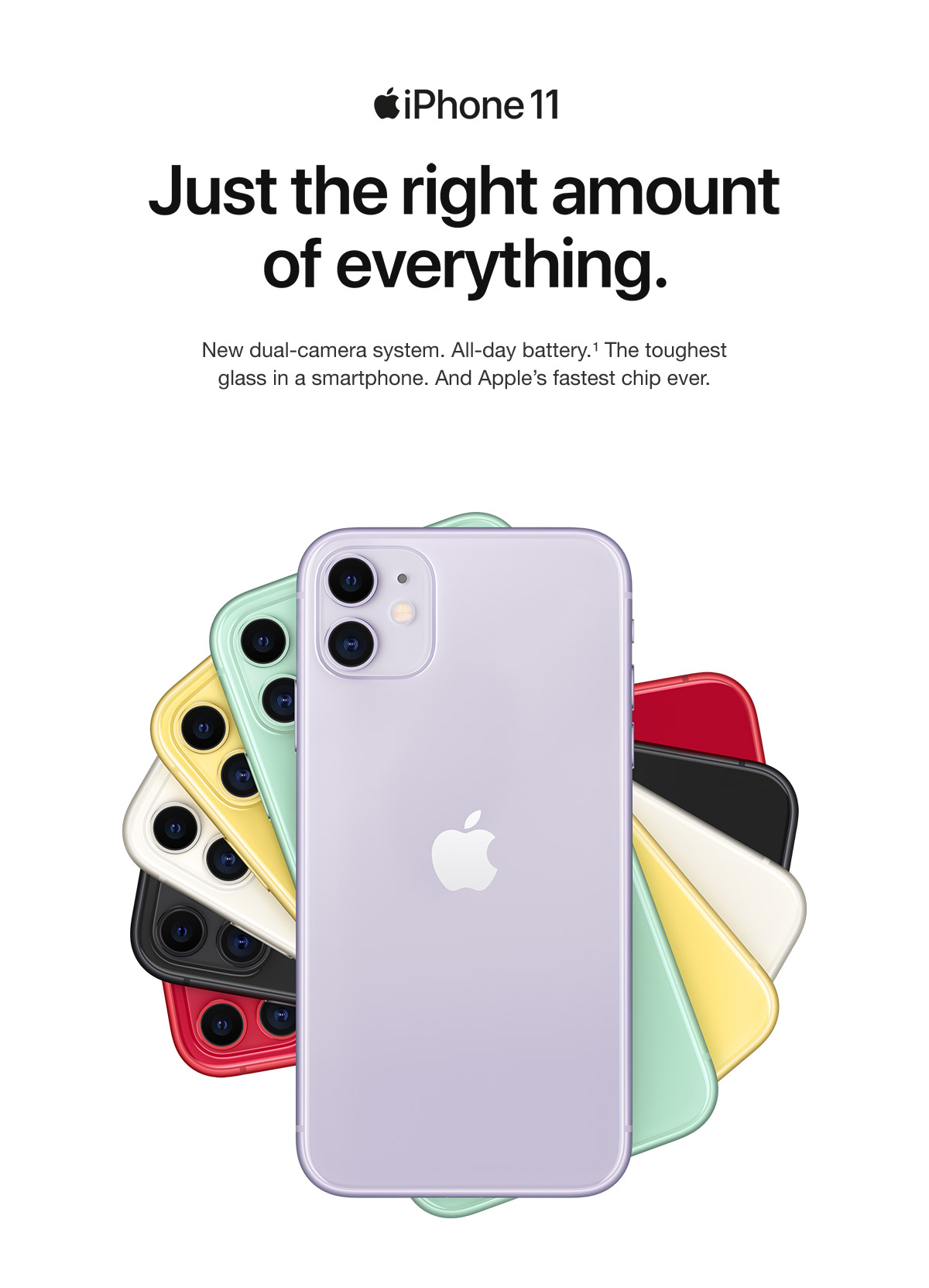 Apple iPhone 11 | Sprint | Network Built for Unlimited