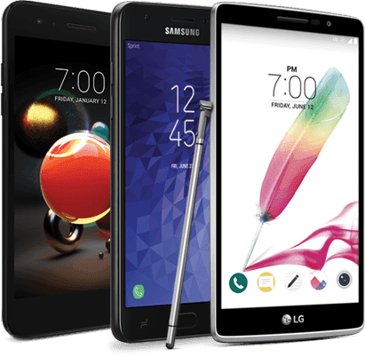 3eba0e72b9d Feature packed phones from the brands you love