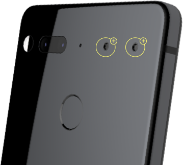 Essential Phone magnetic connector