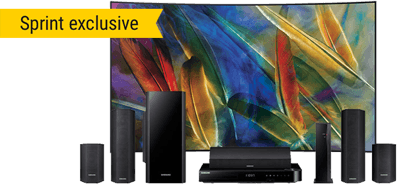 Win A Home Theater Package. Sprint Customers ...