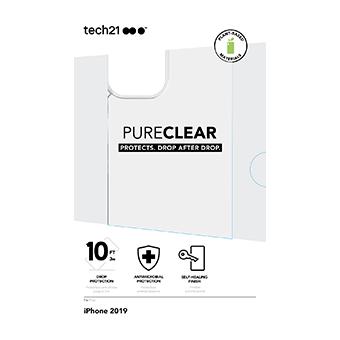 Foto del estuche Tech 21 Pure Clear - iPhone 11 Pro Max