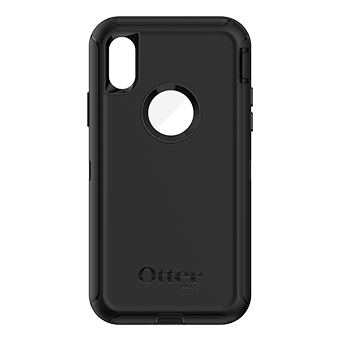 Otterbox Defender Series Case - Apple iPhone X (Black)