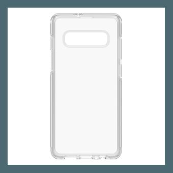 Foto del estuche Otterbox Symmetry Series - Samsung Galaxy S10+ - Negro