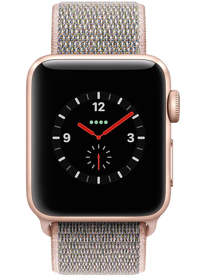 Reloj Apple Watch con correa deportiva(GPS + móvil)
