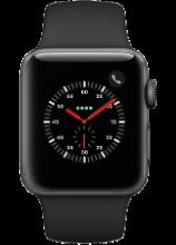 Apple Watch Series 3 con correa deportiva (GPS + Móvil)