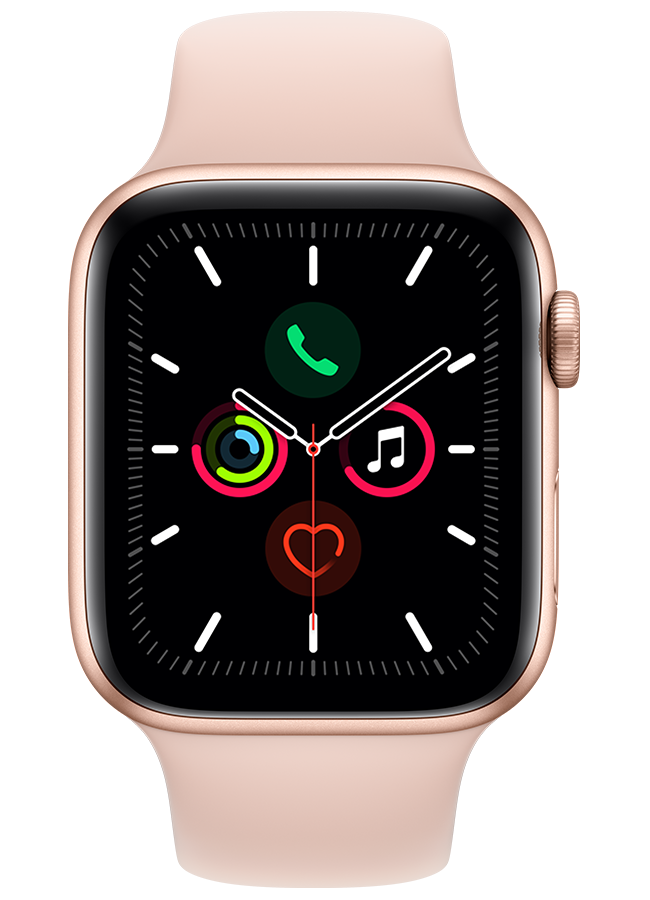 Apple Watch 5 - Aluminio