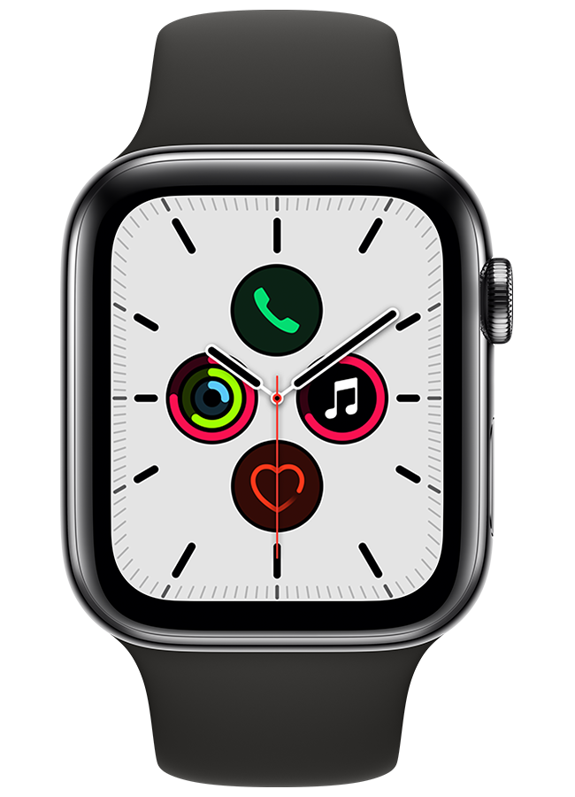 Apple Watch 5 - Aluminum