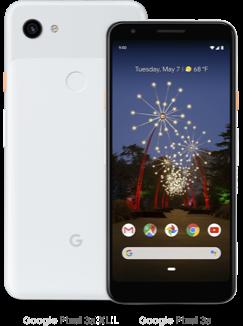 Teléfono Google Pixel 3a