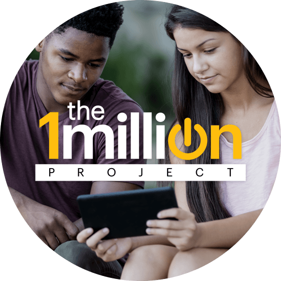 Donate to 1Million Project today