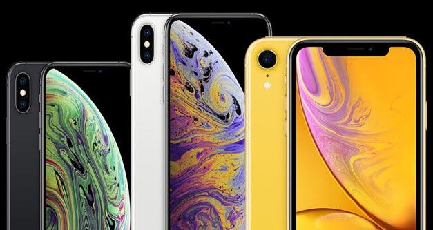 Comparación de iPhones