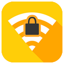 Secure Wi-Fi icon.
