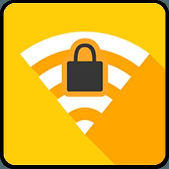 Logotipo de Secure Wi-Fi