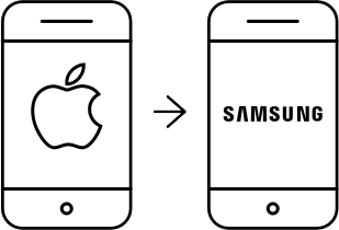 Apple to Samsung