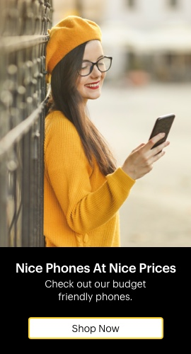 Get A Nice Phone At A Nice Price. Check out our budget friendly phones. Shop now.