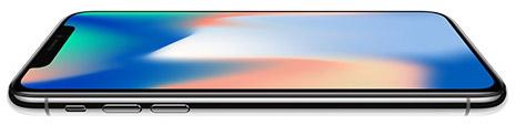 Tecnología innovadora del iPhone X