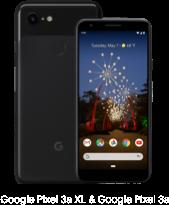 Google Pixel 3a XL y Google Pixel 3a
