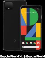 Google Pixel 4 XL y Google Pixel 4