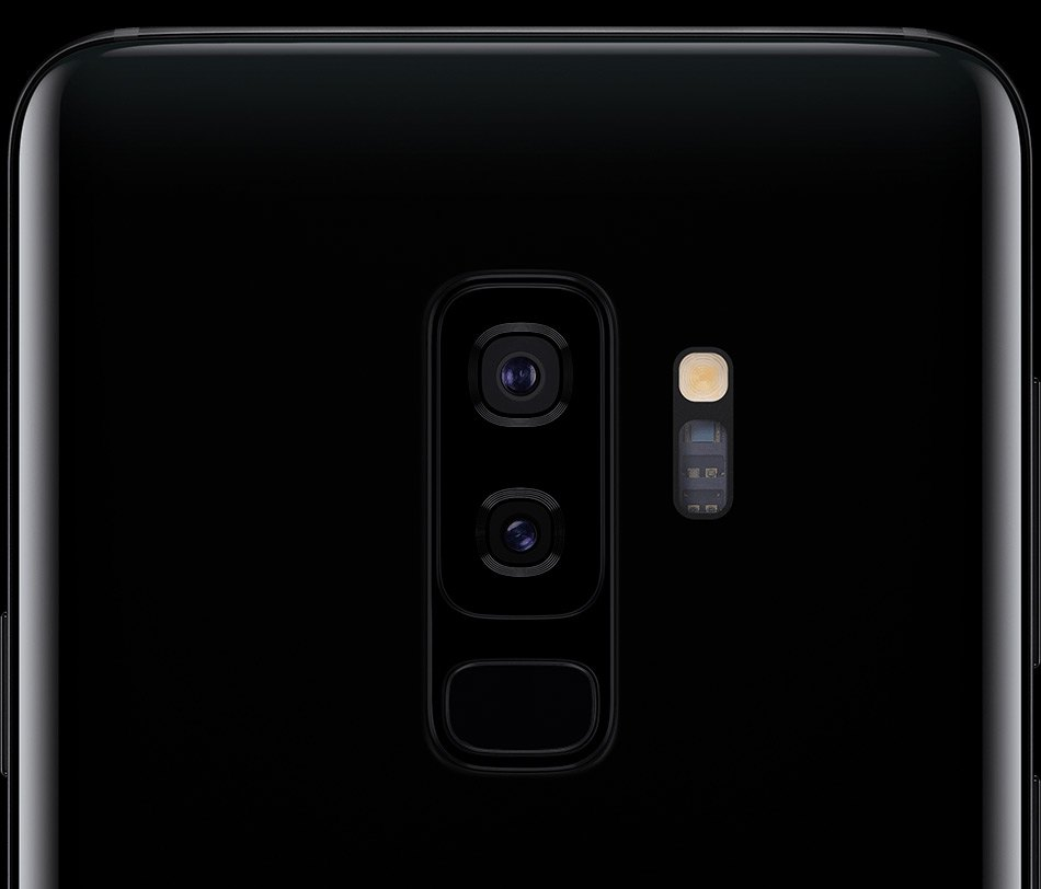 Cámara Galaxy S9 y S9+