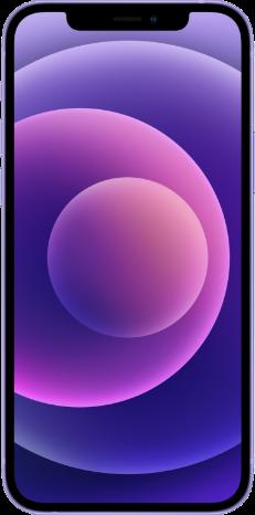 iPhone 12, púrpura