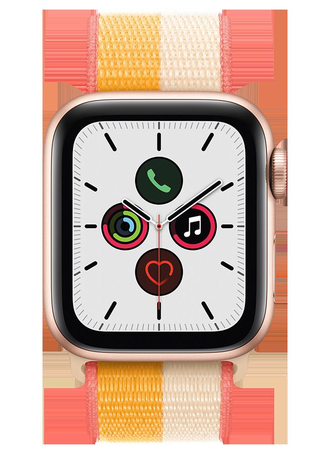 Apple Watch Series SE - Aluminio