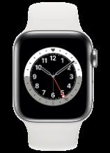 Apple Watch Series 6 - Acero inoxidable