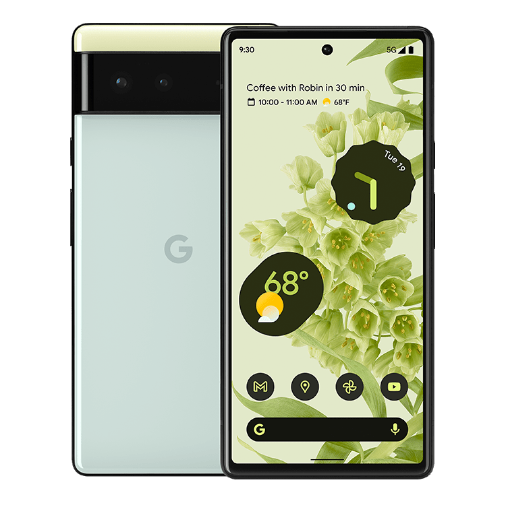 Teléfono móvil Google Pixel 6