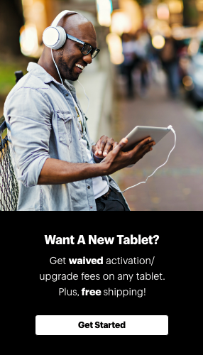 Want a new tablet?