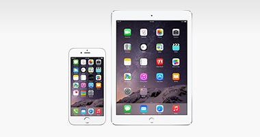 iPhone 6 and iPad mini 3 for one great price.