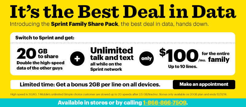 Best Shared Deal In Data