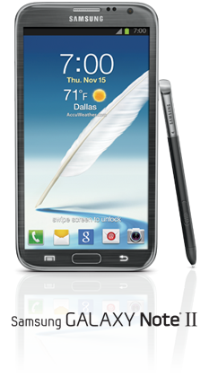 Samsung Galaxy Note II