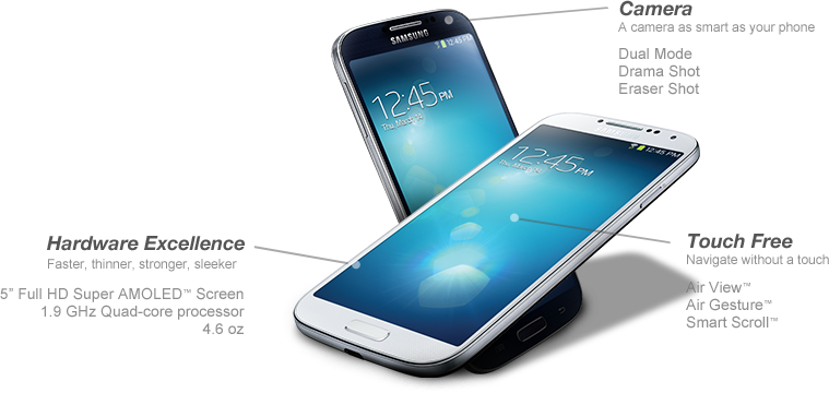 Смартфон Samsung Galaxy S4 GT-I95 16GB Black в
