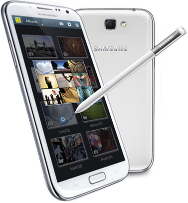 Samsung Galaxy Note 174 Ii Android Phone From Sprint